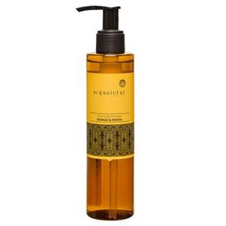 OrganicTai, Шампунь для волос «Манго и папайя», 200 мл