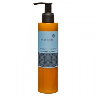 OrganicTai, Кондиционер для волос «Лемонграсс и лаванда», 200 мл