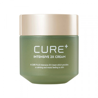 Cure, Крем для лица Intensive 2X, 50 г