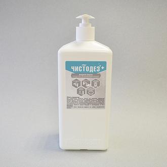 Чистодез, Жидкое мыло, 1 л