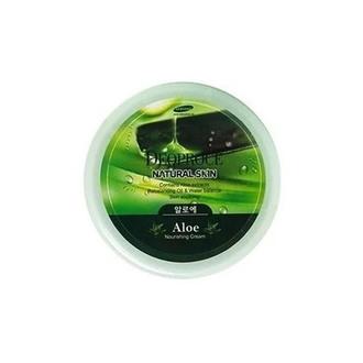 Deoproce, Крем для лица и тела Natural Skin Aloe, 100 г