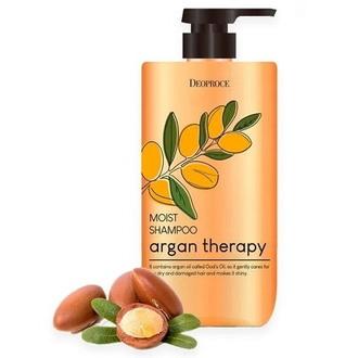 Deoproce, Шампунь для волос Argan Therapy, 1 л
