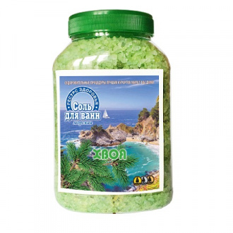 Ресурс Здоровья, Соль для ванны «Хвоя», 1,7 кг