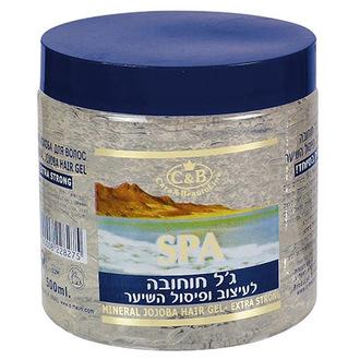 Care & Beauty Line, Гель для волос Mineral Jojoba Extra Strong, 500 мл