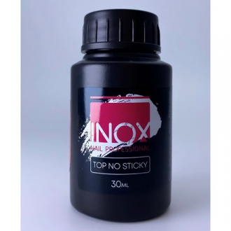 INOX nail professional, Топ No Sticky Liquid, 30 мл