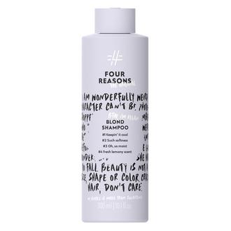 Four Reasons, Шампунь для осветленных волос Original Blond, 300 мл