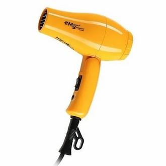 Фен желтый с ионизатором