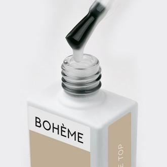 BOHEME, Топ для гель-лака Matte, 10 мл