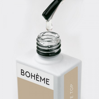 BOHEME, Топ для гель-лака No Wipe, 10 мл