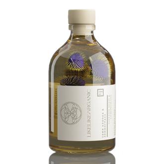 Likelikeorganic, Масло для тела «Семя хлопка и лемонграсс», 100 мл