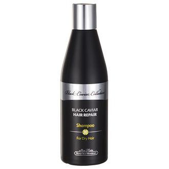 Mon Platin DSM, Шампунь для сухих волос Black Caviar, 400 мл