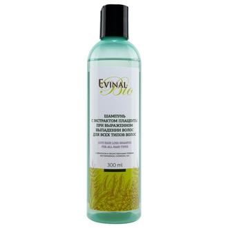 Evinal Bio, Шампунь при выраженном выпадении волос, 300 мл