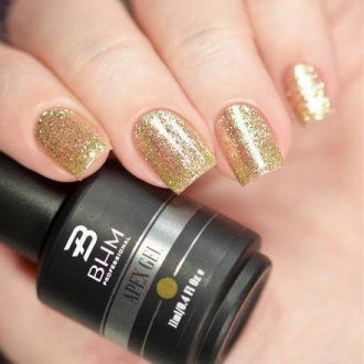 Гель-лак BHM Professional APEX GEL №41, Sea glitz