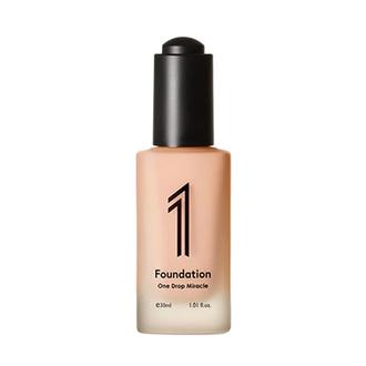 1 Foundation, Тональная основа One Drop Miracle Air Tint, тон №P23