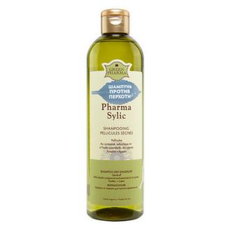 Greenpharma, Шампунь для волос Pharma Sylic, 500 мл
