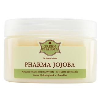 Greenpharma, Экспресс-маска для волос Pharma Jojoba, 250 мл