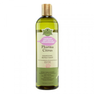 Greenpharma, Шампунь для волос Pharma Citrus, 500 мл