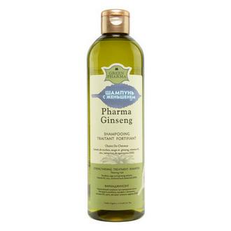 Greenpharma, Шампунь для волос Pharma Ginseng, 500 мл