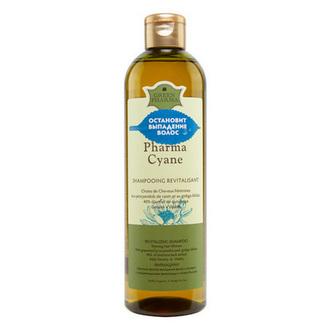 Greenpharma, Шампунь для волос Pharma Cyane, 500 мл