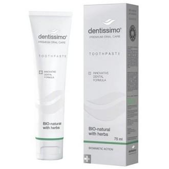 Dentissimo, Зубная паста BIO-Natural, 75 мл