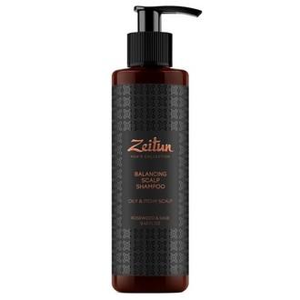 Zeitun, Шампунь для мужчин Balancing Scalp, 250 мл