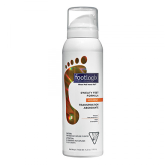 Footlogix, Антиперспирант для ног Sweety, 119,9 г