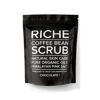 Riche, Кофейный скраб для тела «Шоколад», 250 г