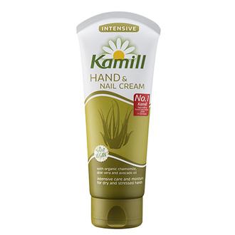 Kamill, Крем для рук и ногтей Intensive, 100 мл