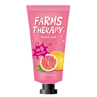 Farms Therapy, Крем для рук «Грейпфрут», 30 мл