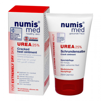 Numis Med, Крем для пяток Urea 25%, 50 мл