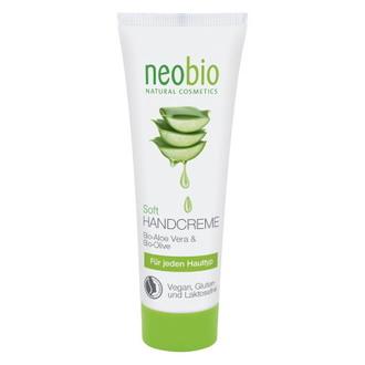 Neobio, Крем для рук Soft, 75 мл
