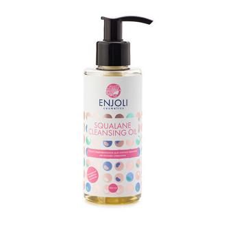 Enjoli, Масло гидрофильное на основе сквалана для снятия макияжа, 150 мл