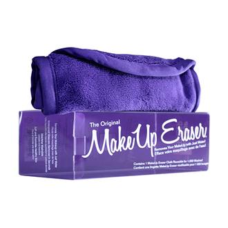 MakeUp Eraser, Умная материя для снятия макияжа, фиолетовая