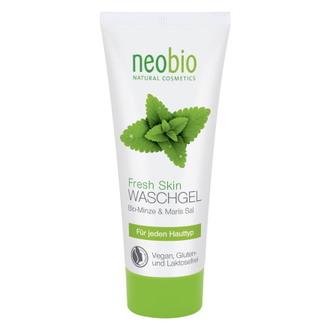 Neobio, Гель для умывания Fresh Skin, 100 мл