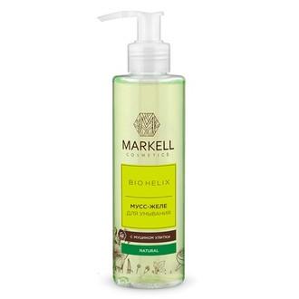 Markell, Мусс-желе с муцином улитки «Bio-Helix», 200 мл