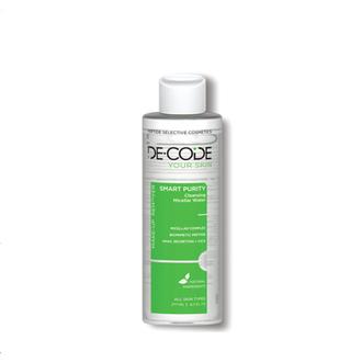 DECODE, Мицеллярная вода Smart Purity, 200 мл