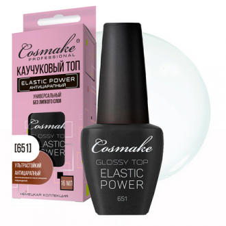 Cosmake, Топ Elastic Power, 16 мл