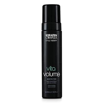 Keratin Complex, Мусс для волос Vita Volume, 250 мл