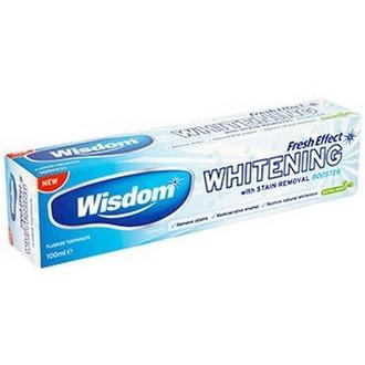 Wisdom, Зубная паста Fresh Effect, 100 мл