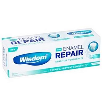 Wisdom, Зубная паста Daily Enamel Repair, 75 мл