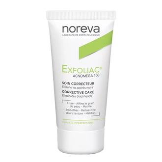 Noreva, Крем для лица Exfoliac Acnomega 100, 30 мл