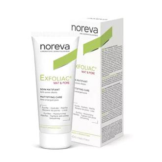 Noreva, Матирующий крем для лица Exfoliac, 40 мл