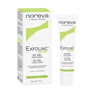 Noreva, NC-гель для лица Exfoliac, 30 мл