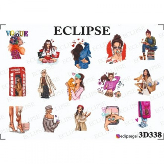 Eclipse, 3D-слайдер №338