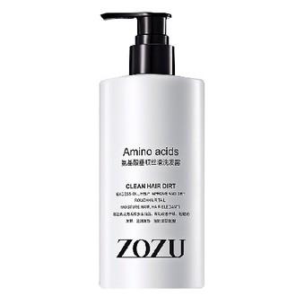 ZOZU, Шампунь для волос Amino Acids, 340 мл