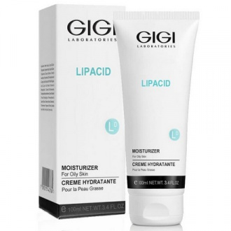 GIGI, Крем для лица Lipacid, 100 мл