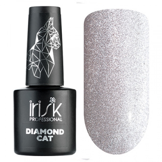 Гель-лак IRISK Diamond Cat Eye