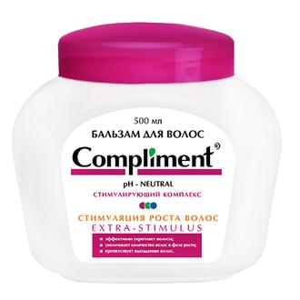 Compliment, Бальзам для роста волос Extra-Stimulus, 500 мл
