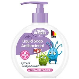Mein Kleines, Детское жидкое мыло Help, 300 мл