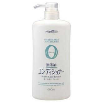 KUMANO COSMETICS, Кондиционер для волос Pharmaact Zero, 600 мл